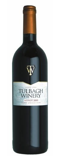 Tulbagh Winery Merlot 2005