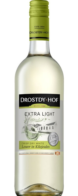 Drostdy Hof Extra Light Dry White NV (Local)