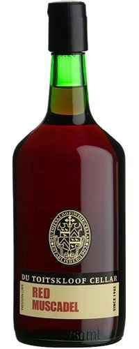 Du Toitskloof Red Muscadel 2007