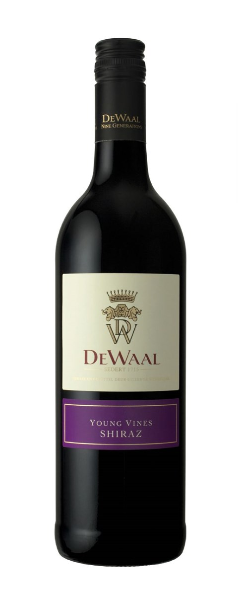 DeWaal Young Vines Shiraz 2007