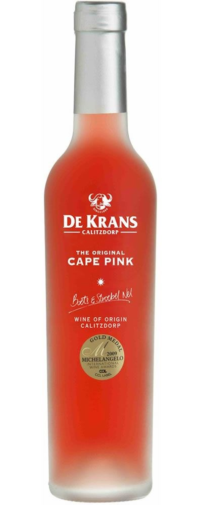De Krans Pink Port NV 375ml