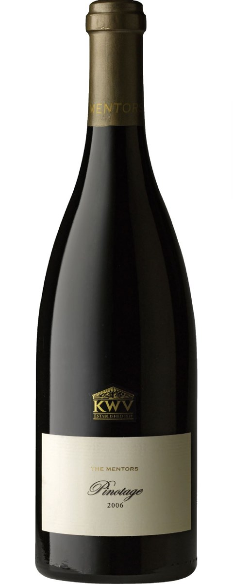 KWV The Mentors Pinotage 2006