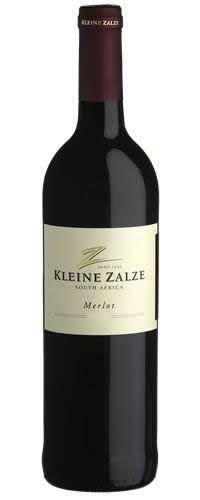 Kleine Zalze Cellar Selection Merlot 2007