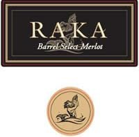 Raka Barrel Select Merlot 2007