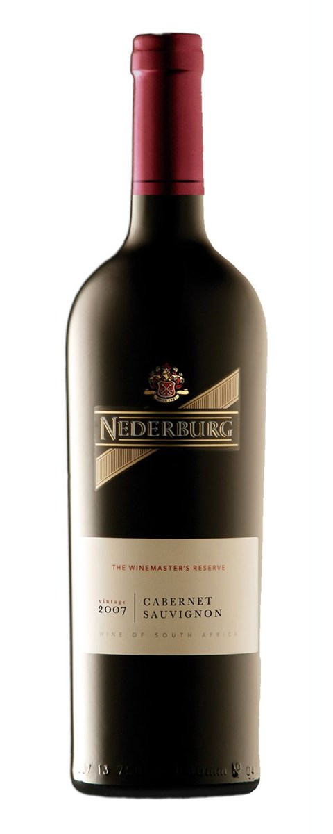 Nederburg The Winemasters Reserve Cabernet Sauvignon 2007
