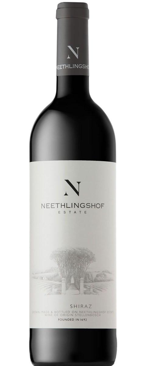 Neethlingshof Shiraz 2005   wine co za