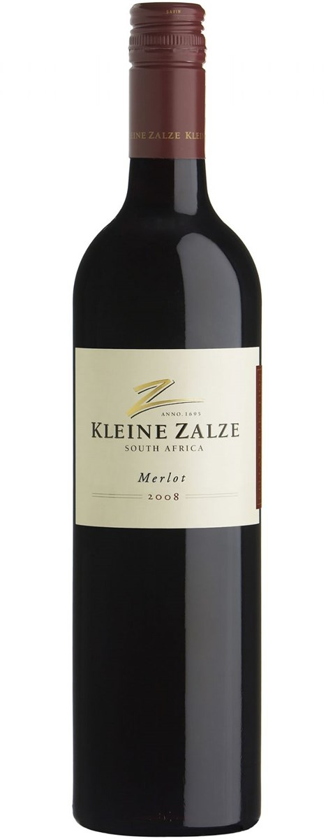 Kleine Zalze Cellar Selection Merlot 2008