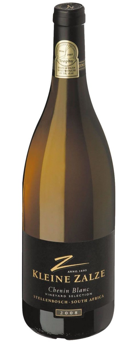 Kleine Zalze Vineyard Selection Barrel Fermented Chenin Blanc 2009