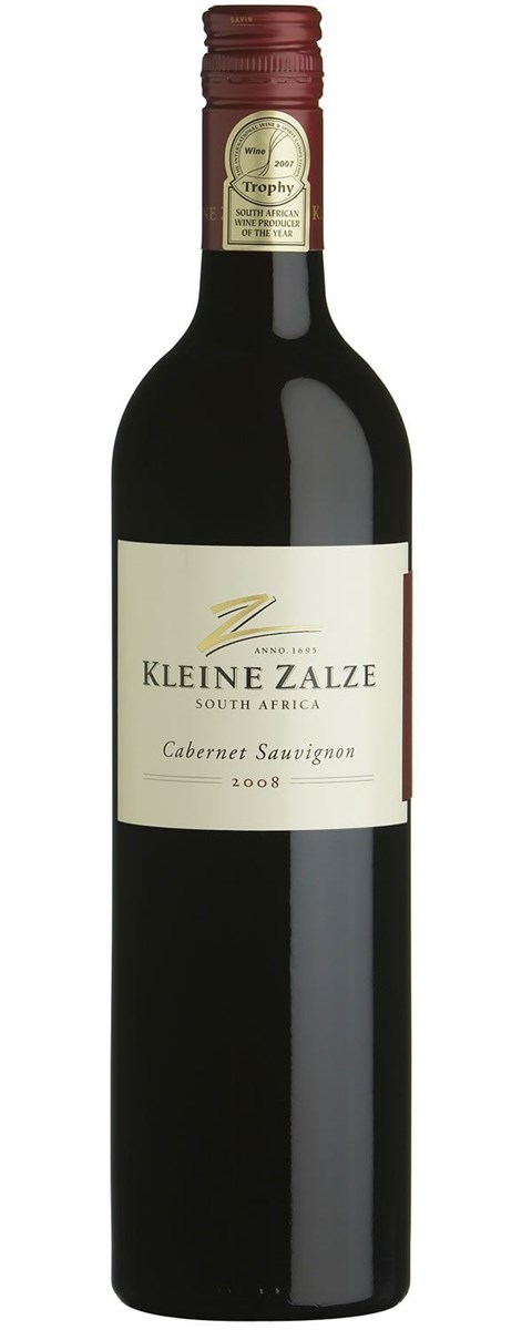 Kleine Zalze Cellar Selection Cabernet Sauvignon 2008