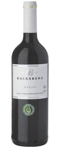 Backsberg Kosher Merlot 2008