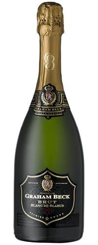 Graham Beck Blanc de Blancs 2006