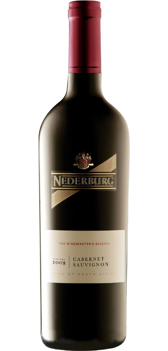 Nederburg The Winemasters Reserve Cabernet Sauvignon 2008