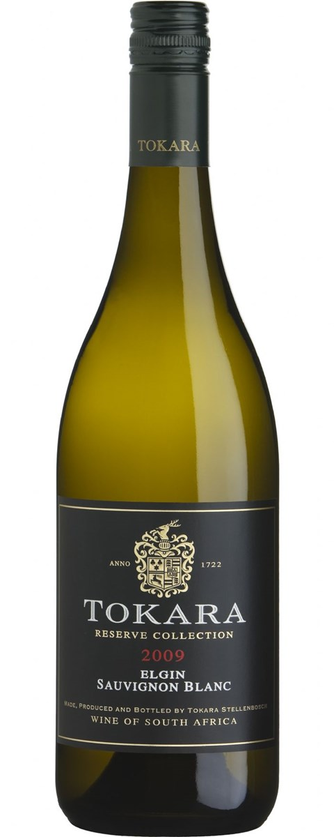 Tokara Reserve Collection Elgin Sauvignon Blanc 2009