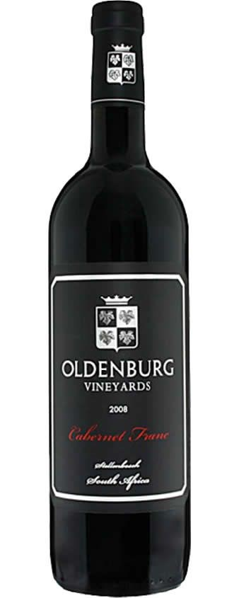 Oldenburg Vineyards Cabernet Franc 2008