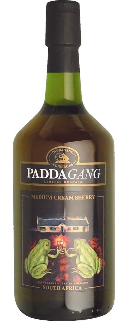 Paddagang Medium Cream Sherry NV