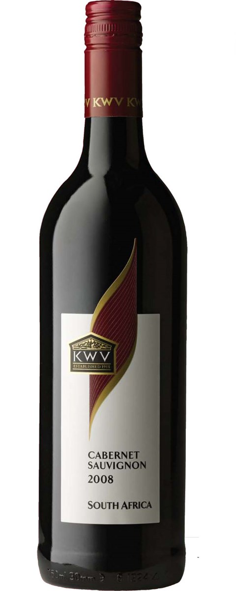 KWV Classic Collection Cabernet Sauvignon 2008