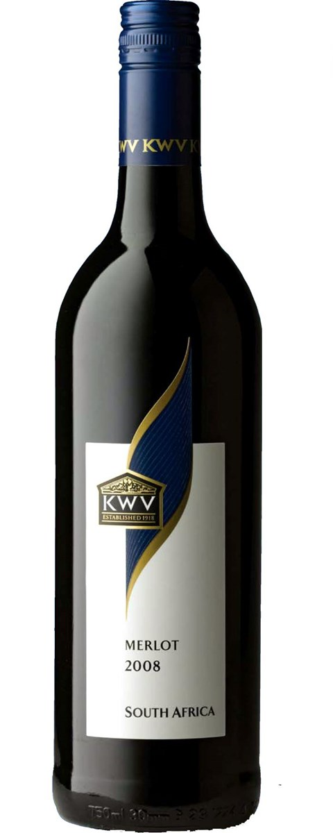 KWV Classic Collection Merlot 2008