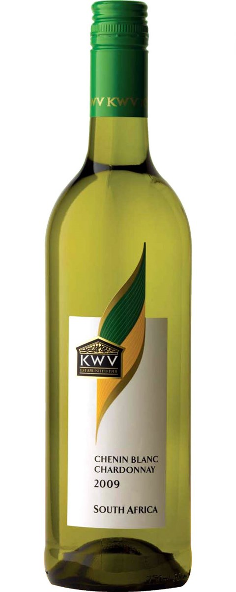 KWV Classic Collection Chenin Blanc Chardonnay 2009