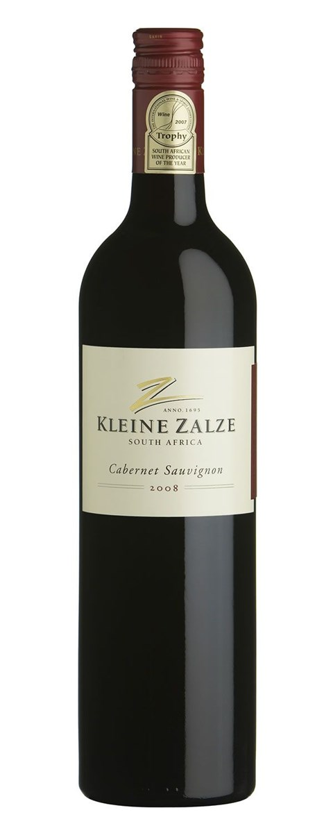 Kleine Zalze Cellar Selection Cabernet Sauvignon 2009