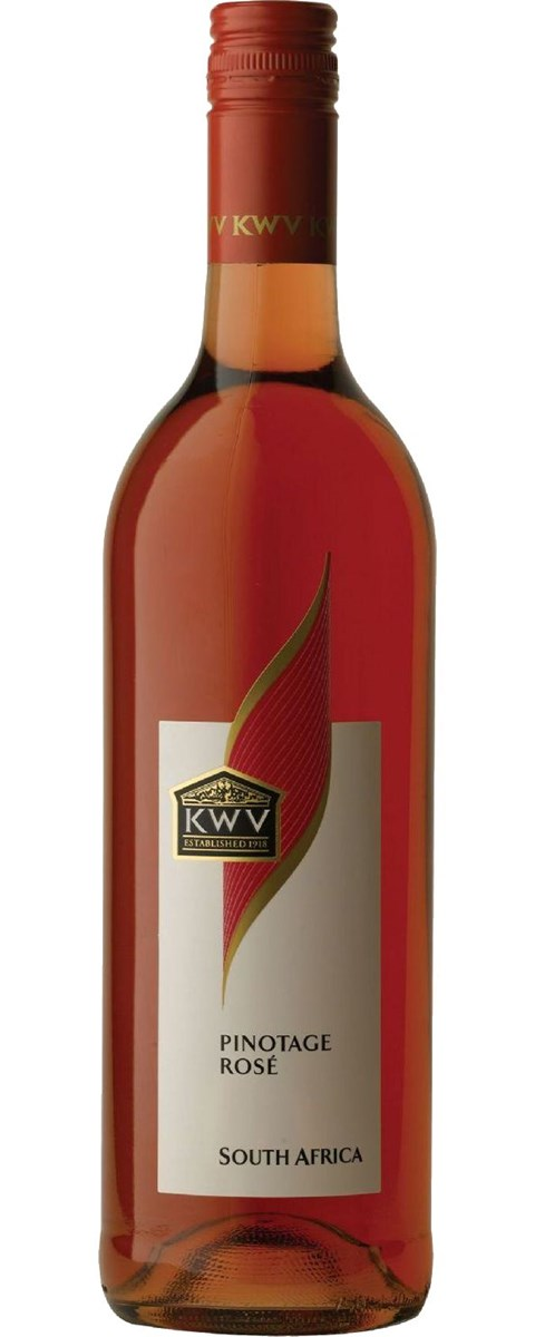 KWV Classic Collection Pinotage Rose 2009
