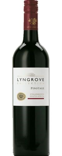 Lyngrove Collection Pinotage 2010