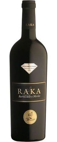 Raka Barrel Select Merlot 2009