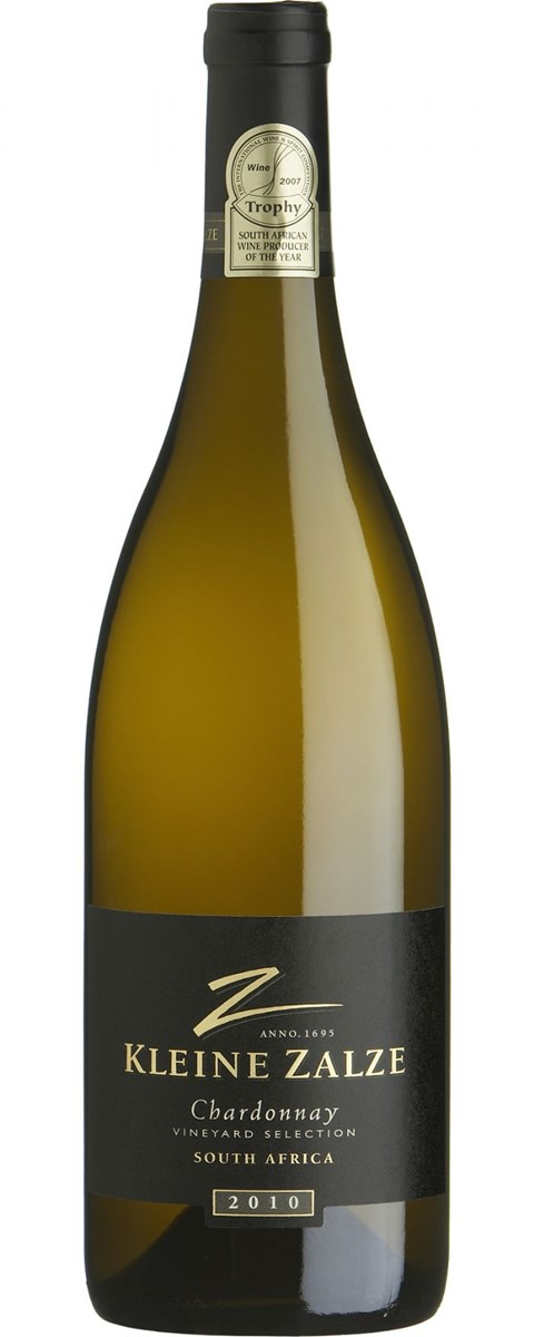 Kleine Zalze Vineyard Selection Barrel Fermented Chardonnay 2010