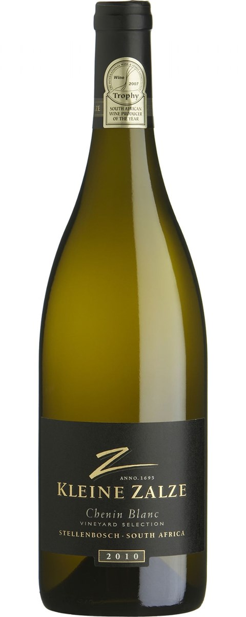 Kleine Zalze Vineyard Selection Barrel Fermented Chenin Blanc 2010