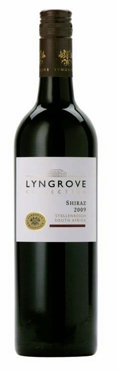 Lyngrove Collection Shiraz 2009