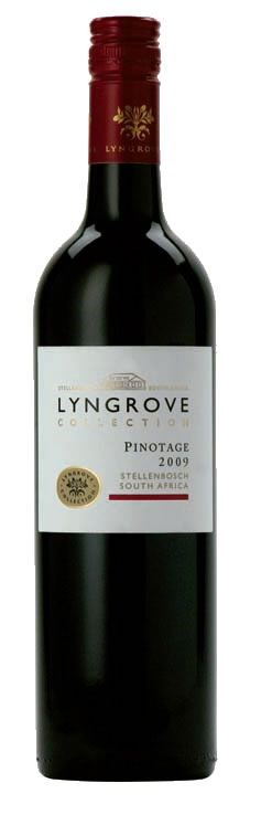 Lyngrove Collection Pinotage 2009