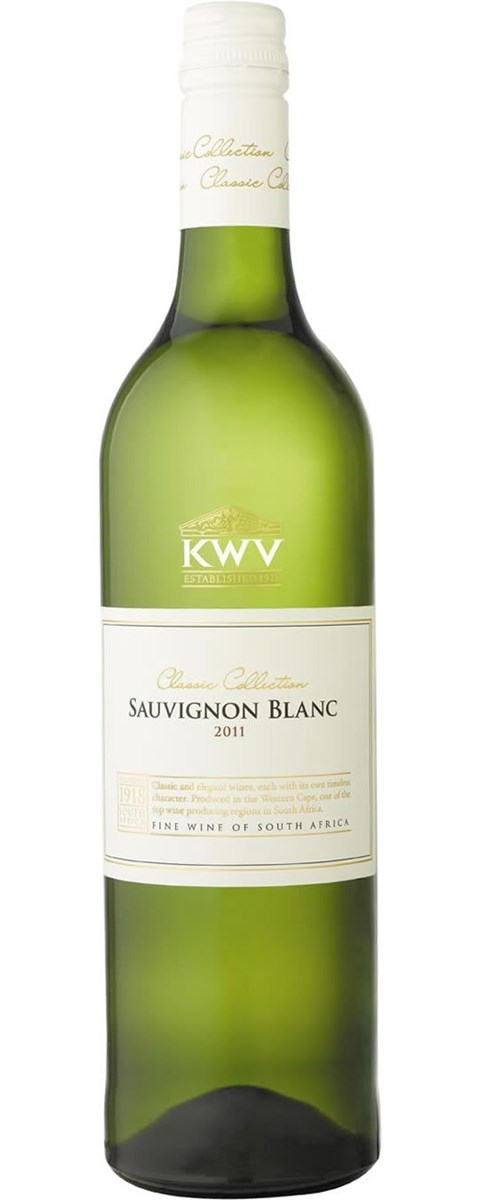 KWV Classic Collection Sauvignon Blanc 2011