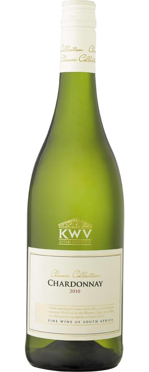 KWV Classic Collection Chardonnay 2010