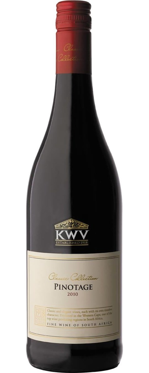 KWV Classic Collection Pinotage 2012