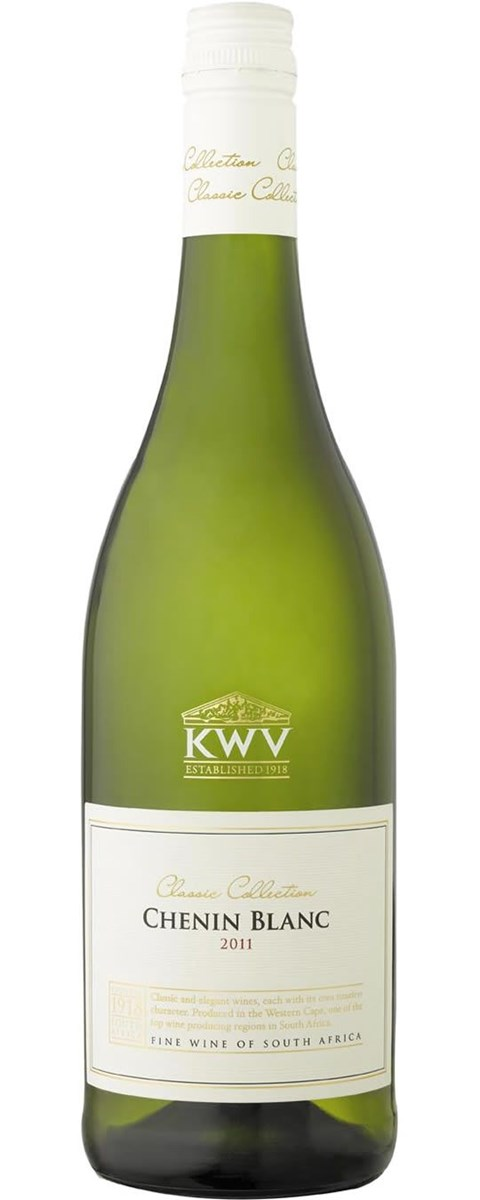 KWV Classic Collection Chenin Blanc 2011