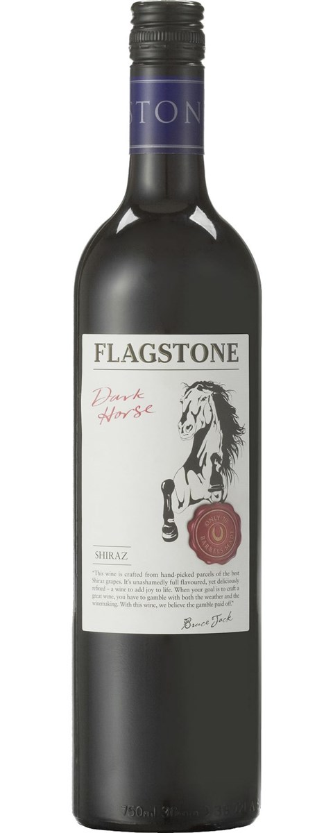 Flagstone Dark Horse Shiraz 2007