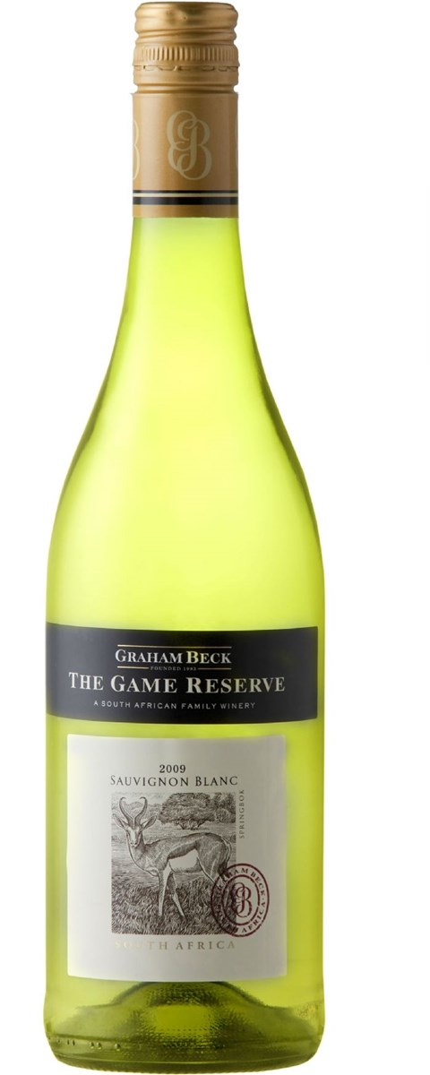 Graham Beck The Game Reserve Sauvignon Blanc 2009