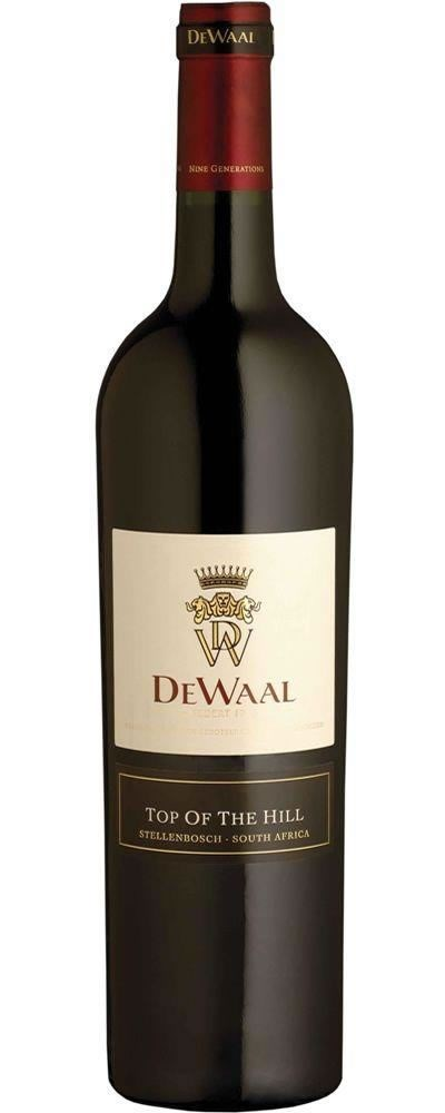 DeWaal Top of the Hill Pinotage 2007