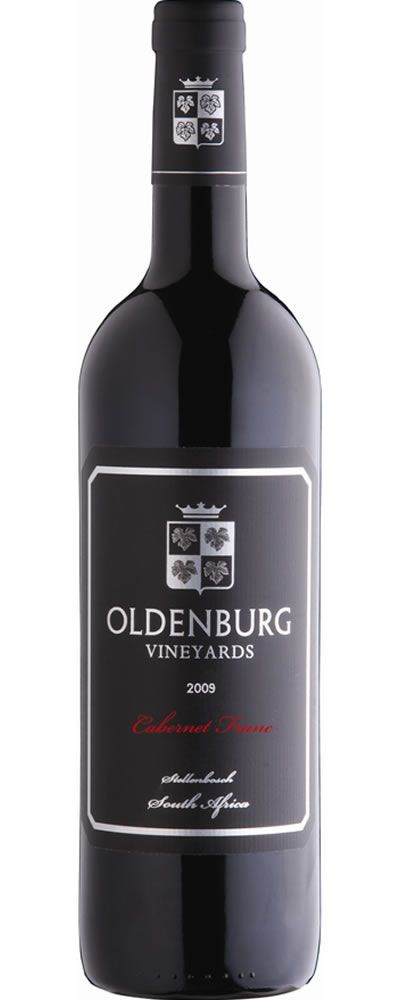 Oldenburg Vineyards Cabernet Franc 2009