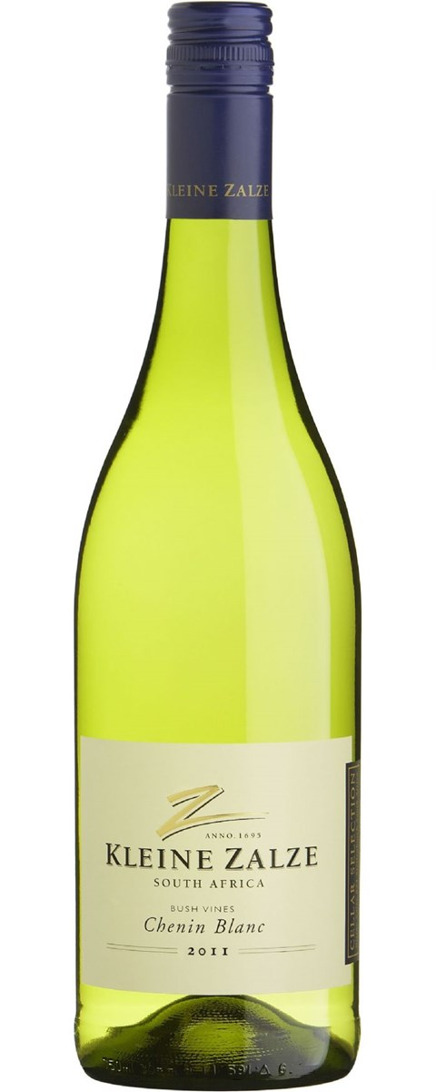 Kleine Zalze Cellar Selection Chenin Blanc Bush Vines 2011