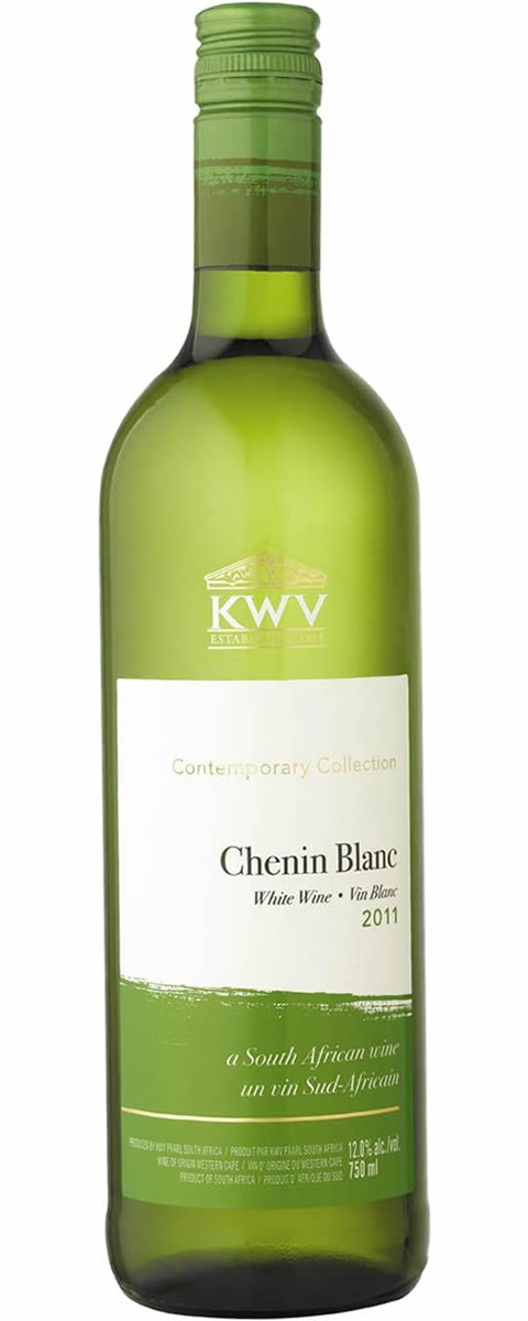KWV Contemporary Collection Chenin Blanc Chardonnay 2011