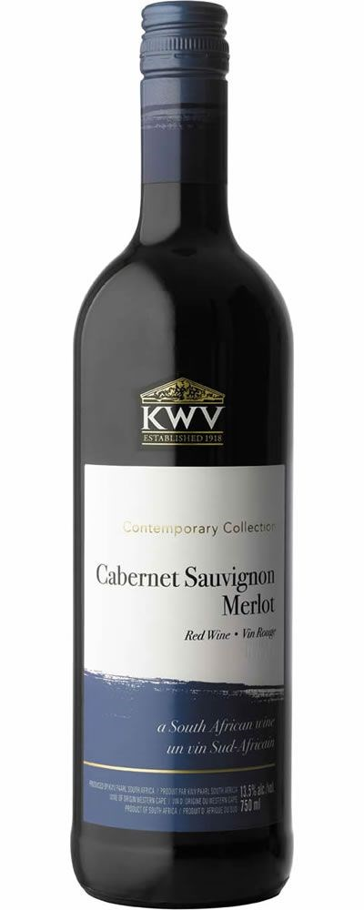 KWV Contemporary Collection Cabernet Sauvignon Merlot 2011
