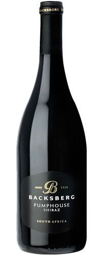 Backsberg Pumphouse Shiraz 2007