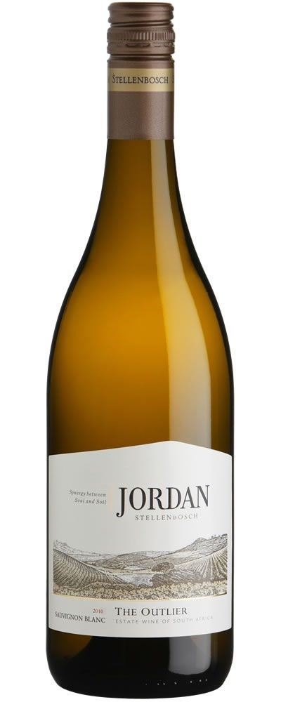 Jordan The Outlier Sauvignon Blanc Barrel Fermented 2010