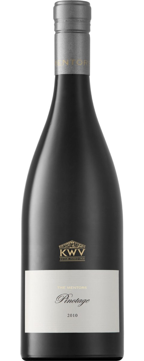 KWV The Mentors Pinotage 2010