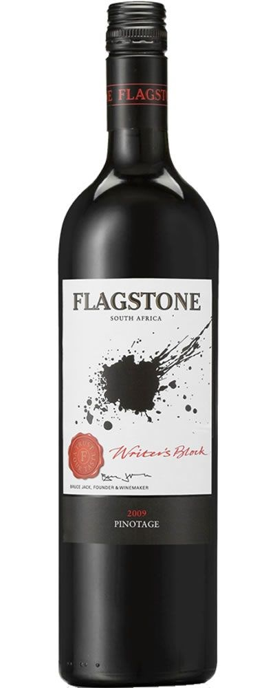 Flagstone Writers Block Pinotage 2009