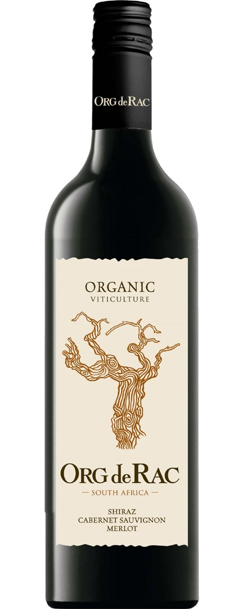 Org de Rac Shiraz / Cabernet Sauvignon / Merlot 2010 (Only available in Sweden)