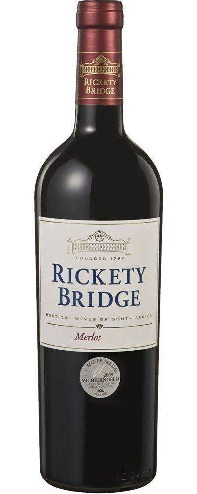 Rickety Bridge Merlot 2008