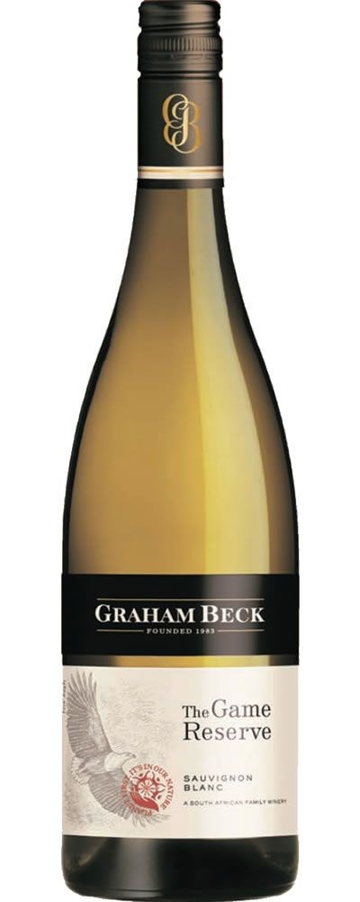 Graham Beck The Game Reserve Sauvignon Blanc 2012