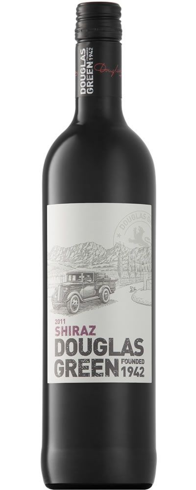 Douglas Green Shiraz 2011