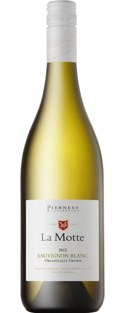 La Motte Pierneef Sauvignon Blanc 2012 (Organically Grown)